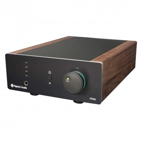 CP202 Stereo Preamplifier